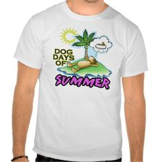 Stranded Dog Tees #dogdays #summer #LonelyIsland