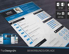 """Check out new work on my @Behance portfolio: """"Bewerbungsvorlage"""" http://be.net/gallery/47406785/Bewerbungsvorlage"""