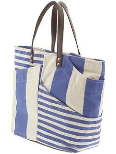 Love totebags, especially ones with many unique pockets :) Danielle Nicole Reef Tote | Piperlime