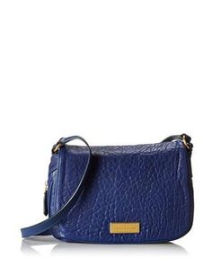 76f91e6b3c Marc by Marc Jacobs Nash Washed Up Mini Leather Crossbody Shoulder Bag