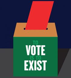 To mark the passing of Milton Glaser, we've rounded up 11 of the New Yorker's most interesting graphic designs from the past six decades Get Out The Vote, Us Election, Presidential Election, Design Campaign, Political Posters, Voting Posters, Milton Glaser, Google Art Project, Vote Now