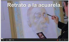 Clases de pintura en Las Palmas. Retratos al óleo.: Youtube Videos