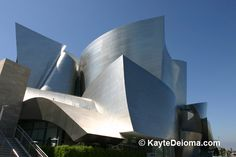Visiting Los Angeles on a Budget? 13 Best Free Things to Do in LA: Free Disney Concert Hall and Music Center Tours