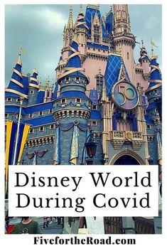 Visiting Disney World During Covid (August 2021) | Family Travel & Disney Walt Disney World Vacations, Disney Trips, Night Bus, Disney World Tips And Tricks, Family Travel, Family Trips, Family Destinations