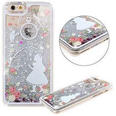 iPhone 5S Case,iPhone 5S Liquid Case,UZZO 3D Creative Flower Fairy Faery Angel Girl Print Flowing Liquid Floating Bling Glitter Sparkle Stars Hard Case for iPhone 5 5S UZZO http://www.amazon.com/dp/B011FRQWX0/ref=cm_sw_r_pi_dp_W2f6wb05X0G1N