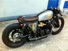 Nice #caferacer #motorcycles | caferacerpasion.com