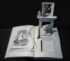 Book Sculptures (22 pics) - Izismile.com