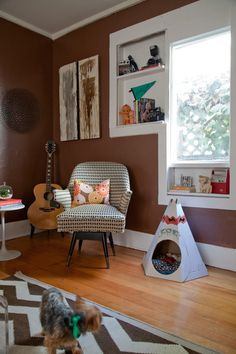 Merisa's Playful Modern Apartment