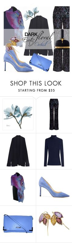 """""""Dark Florals 