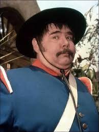 Sergent GARCIA/ZORRO