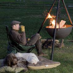 The Urban Cowboy | Cowboy Cauldron Fire Pits