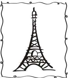 eiffel tower decal....i need something to make this on my wall!!
