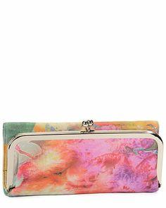 Hobo The Original 'Rachel' Leather Wallet
