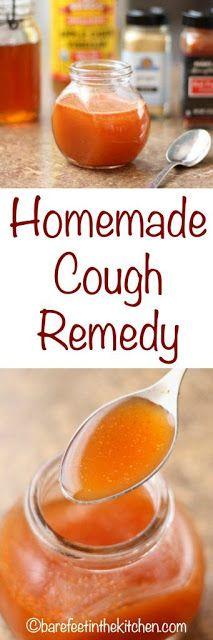 Homemade Cough Remedy