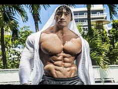 Impressive Korean Bodybuilder Chul Soon - Amazing Abs - YouTube