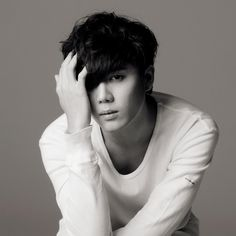 """""""Kyujong (Kim Kyu Jong)"""" is a South Korean singer, actor, and a member of boyband SS501 and Double S 301."""