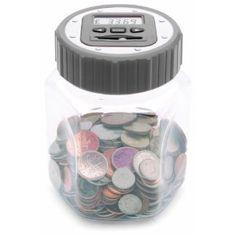 Peers Hardy Electronic Coin Jar