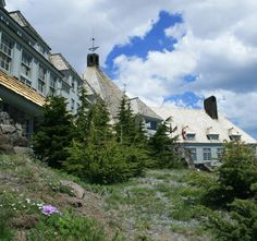 Oregon's Timberline Lodge: heard their hot cocoa is delish