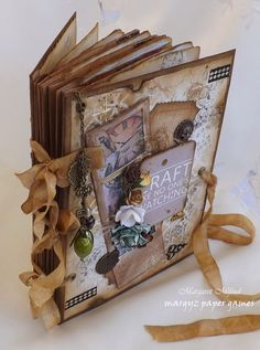 The Sherlock Book by Watson for Meg's Garden