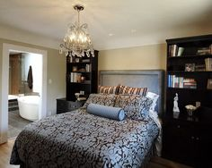 A Series of Cute Pictures for Small Master Bedroom Decorating Ideas (6)...hmm master?