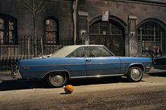 <em>Basketball Car, Plymouth Duster, 1974.</em>