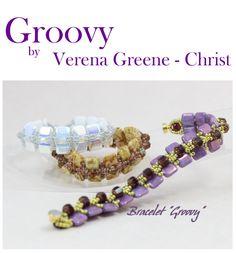 Návody   G&B beads Beaded Bracelets, Jewelry, Jewlery, Jewerly, Pearl Bracelets, Schmuck, Jewels, Jewelery, Fine Jewelry