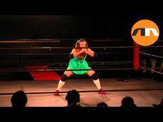 Ladybeard - Cross Dressing Heavy Metal Pop Idol and Wrestler in Tokyo - YouTube