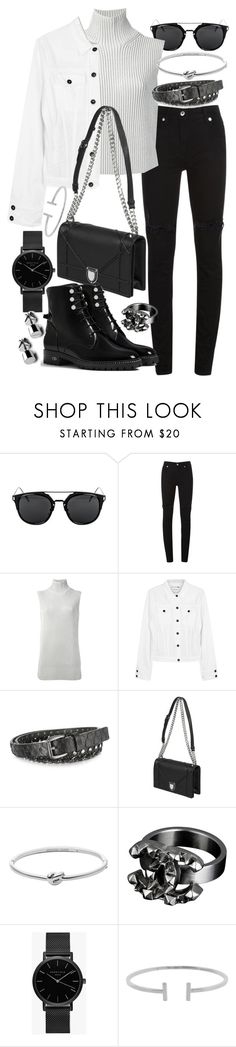 """""""Untitled #20138"""" by florencia95 ❤ liked on Polyvore featuring McQ by Alexander McQueen, Hermès, rag & bone/JEAN, Forzieri, Christian Dior, Michael Kors, Chanel and Humble Chic"""