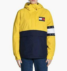 Tommy Jeans - 90s Colorblock Anorak