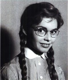Brigitte Bardot childhood photo.