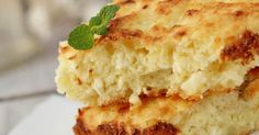 Egg and Cottage Cheese Breakfast Casserole