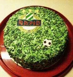 Rapid Torte Cake Art, Desserts, Food, Birthday, Cakes, Meal, Art Cakes, Deserts, Essen