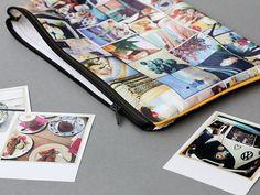 Tutorial DIY: Kosmetyczka-pocztówka przez DaWanda.com