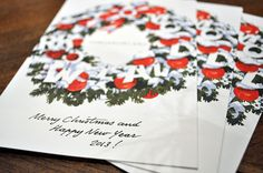 [Shop Column]Merry Christmas and Happy New Year 2013!