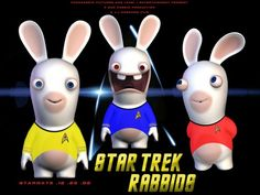 I love the Rabbids!
