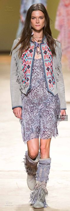 Native American Inspired Fashion