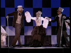 "Madonna - Justify My Love Live Girlie Show Tour DVD HD  Watch the movie ""My Fair Lady"" for the inspiration of this (imho)"