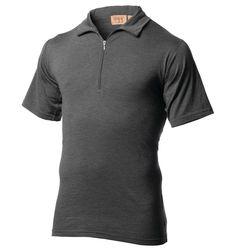 Minus33 S S 1 4 Zip Wool T-Shirt - Great hiking shirt e887e67308df4