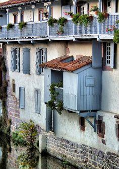 St Jean Pied de Port ~ donibane Garazi Basque Country Euskal Herria