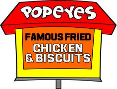 Popeyes Louisiana Kitchen Logo Adorable Popeye's  Louisiana Kitchen  Food Logos  Pinterest  Louisiana Design Inspiration