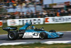 1974 Gérard Larrousse, Scuderia Finotto, Brabham BT42 Ford