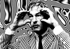 LSD Evangelist Timothy Leary Was Born On October 1920 & We Would Have Celebrated His Birthday Today. Happy Birthday Timothy Leary ~ October 1920 ~ May Timothy Leary, Gifs, William S Burroughs, Beatles, Hippie Trippy, Trippy Gif, Random Gif, Random Stuff, Psy Art
