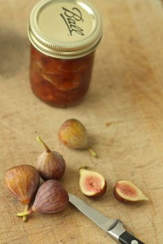 I've been faithfully checking the huge fig tree on my parents farm for several weeks now. I know the figs are never ready to pick before J...