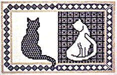 Website with lots of embroidery kits. I think the blackwork patterns are neat, and there are also Art Nouveau patterns. Blackwork Patterns, Blackwork Embroidery, Vintage Embroidery, Cross Stitch Embroidery, Embroidery Patterns, Cross Stitch Patterns, Art Nouveau Pattern, Cat Quilt, Sewing Art