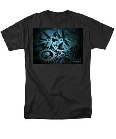Beautiful T-Shirt featuring the photograph Like Clockwork by Sandra Gallegos