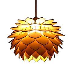木製照明 ペンダントライト NLO - ナカオランプ