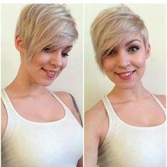 13 Kurzhaarfrisuren mit einer modernen Wendung, die Du sicherlich nicht verpassen solltest - Neue Frisur
