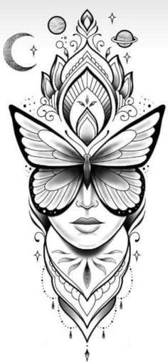 Geometric Mandala Tattoo, Geometric Tattoo Design, Mandala Tattoo Design, Tattoo Designs, Mommy Tattoos, Baby Tattoos, Body Art Tattoos, Sleeve Tattoos, P Tattoo
