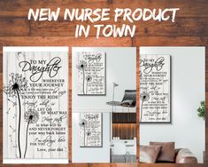Valentines Day Special Gift Item for Beautiful Couple Nurse Valentine's Day Special Gifts, Valentine Day Special, Valentine Gifts, Valentines Day, Nurse Decor, Canvas Poster, Poster Wall, New Nurse, Get Well Gifts