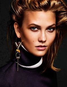 Karlie Kloss | Photography by Alique | For Vogue Magazine Netherlands | October 2014 —